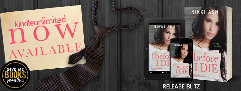 Release Blitz + Review: Before I Die by Nikki Ash