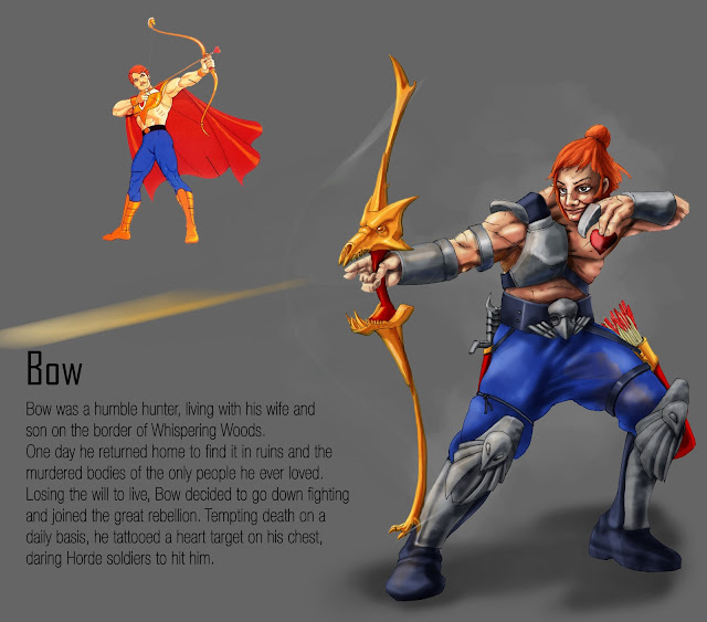 Amird per i Masters Of The Universe!