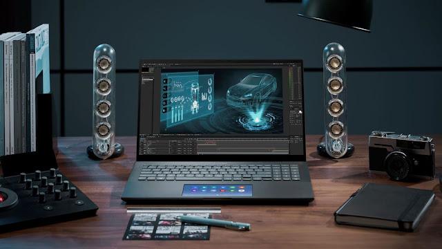 Màn hình 4K OLED của Asus ZenBook Flip S UX371