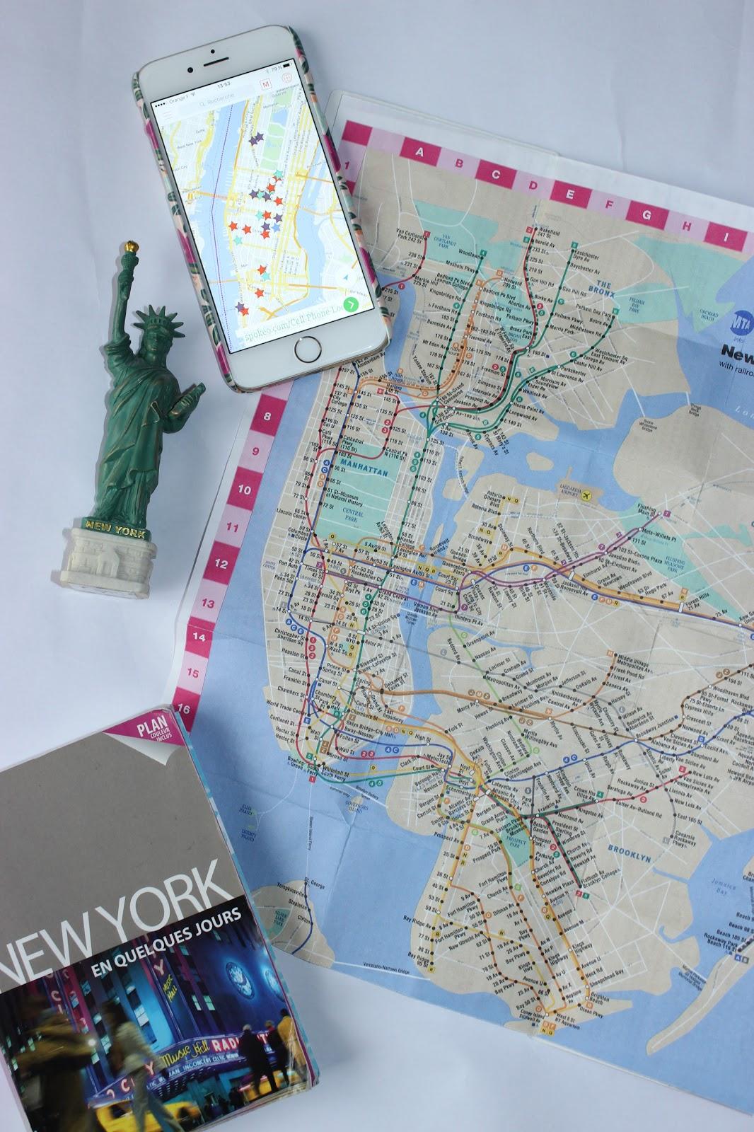 Voyage à new york Les petites bulles de ma vie
