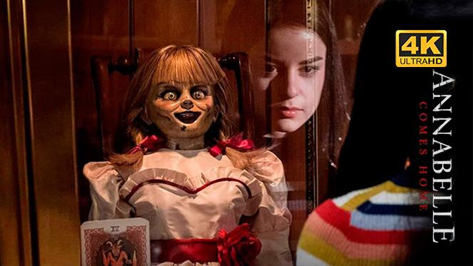 Annabelle 3: Viene a casa (2019) Web-DL 4K UHD 2160p Latino-Castellano-Ingles
