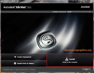 hướng dẫn cài đặt 3ds max bằng hình ảnh 1