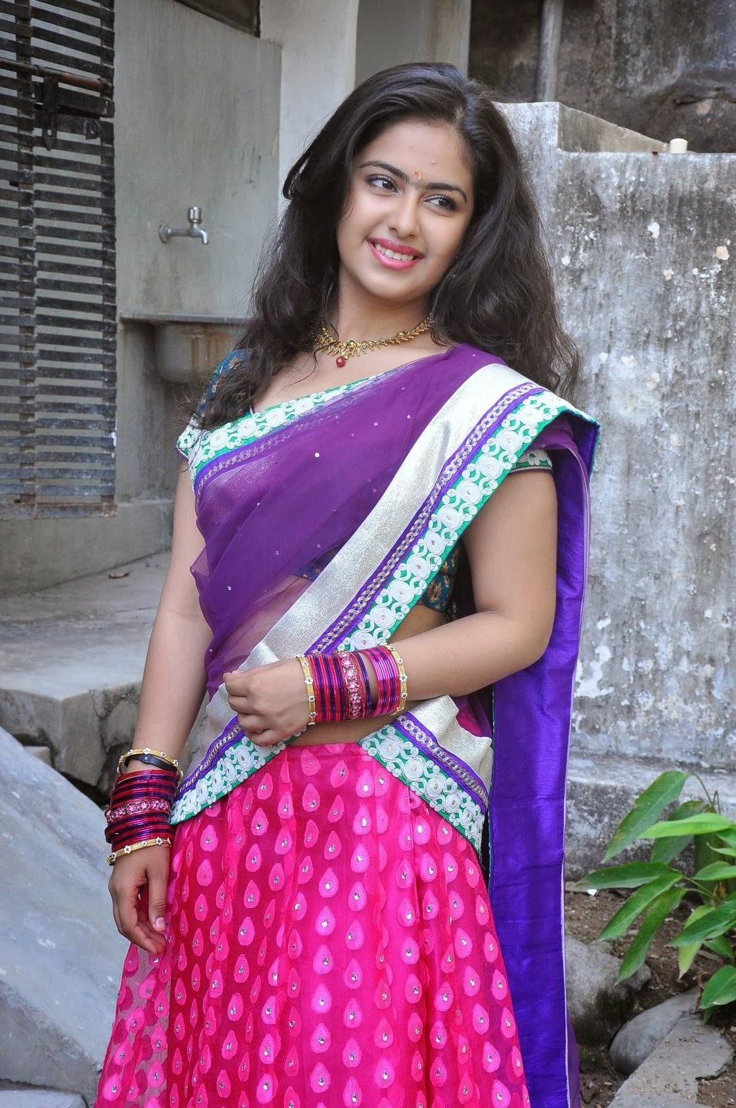 Actress Punarnavi Bhupalam Sexy Images - Actress Album