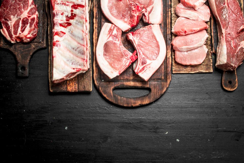 Istanbul Domuz Eti / Pork Meat in Istanbul