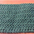 Twisted Japanese Crochet Stitch