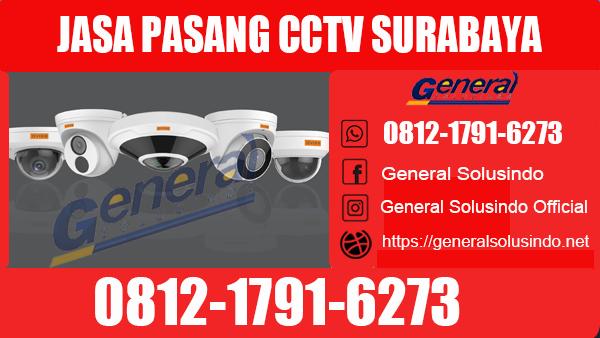 Jasa Pasang CCTV Pabean Cantingan Surabaya