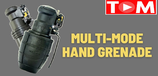 Indian made hand grenade