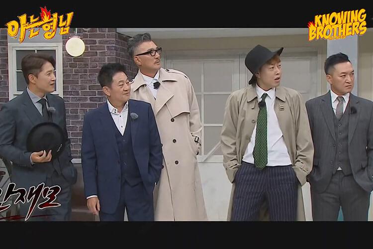 Nonton streaming online & download Knowing Bros eps 291 bintang tamu Park Jun-gyu, Park Dong-bin, Ahn Jae-mo, & Lee Jin-ho subtitle bahasa Indonesia