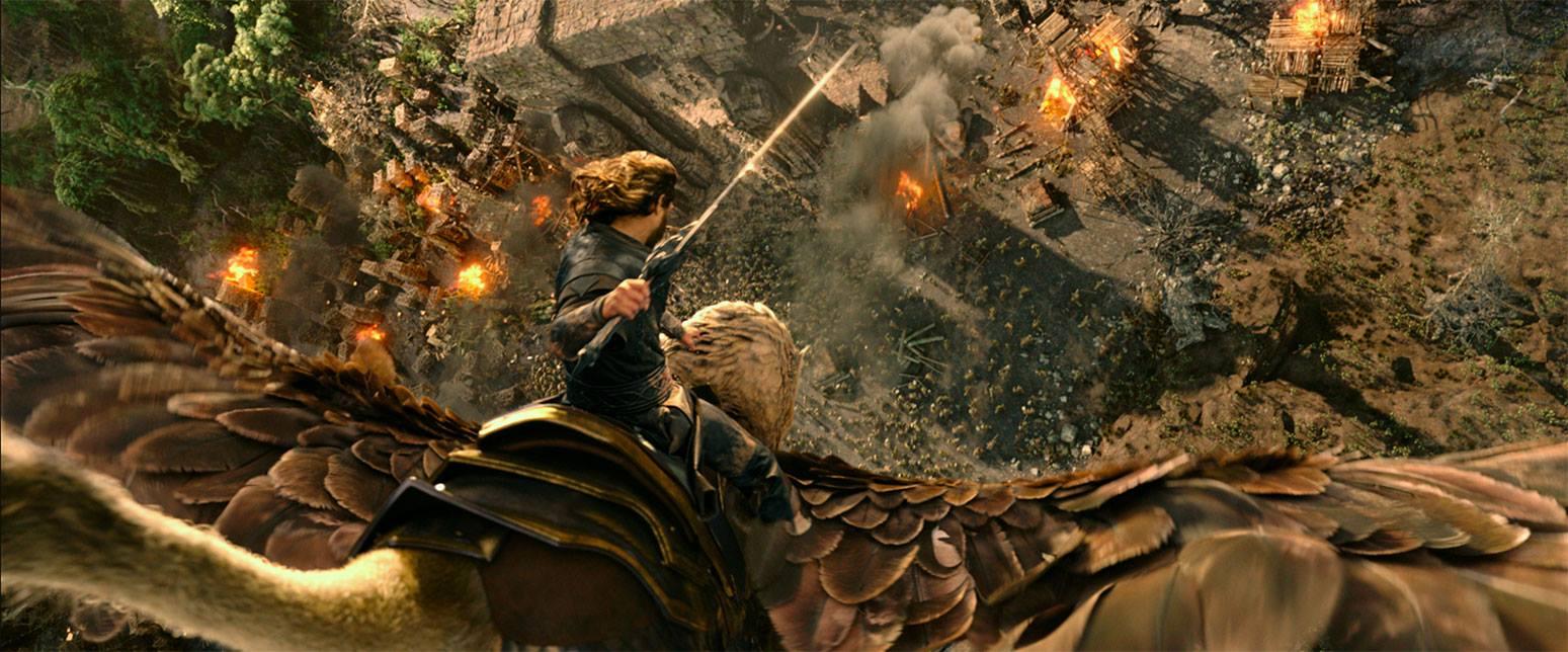 Warcraft The Beginning วอร์คราฟต์ : กำเนิดศึกสองพิภพ