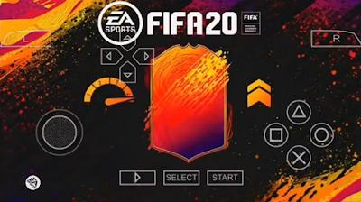 Texture Savedata PES Chelito 19 v2 Mod FIFA 20 PPSSPP