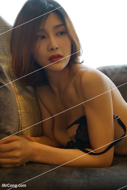 Image Yan-Pan-Pan-Part-3-MrCong.com-031 in post Ngắm vòng một siêu gợi cảm với nội y của người đẹp Yan Pan Pan (闫盼盼) (51 ảnh)