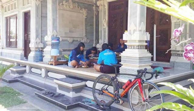 Homestay Di Desa Wisata Pinge Kecipratan Rezeki Selama Porprov Bali XIV