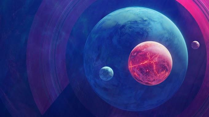 Imagem do Planeta Nibiru