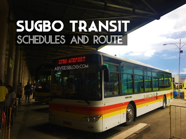 Sugbo Transit Schedules and Route