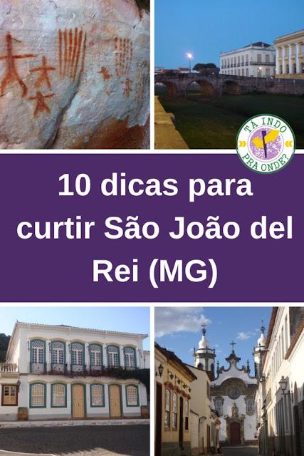 10 dicas para curtir São João del Rei - MG!