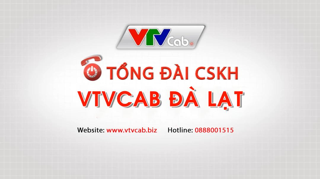 Khuyến mại lắp truyền hình cáp VTVcab tại Đà Lạt