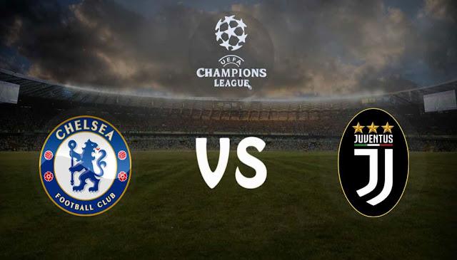 مباراة  يوفنتوس وتشيلسي بث مباشر في دوري أبطال أوروبا