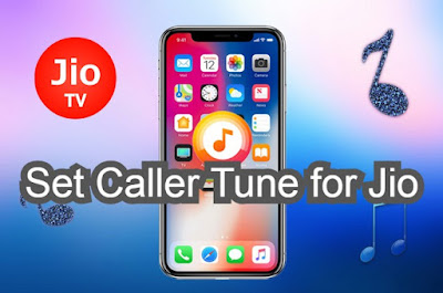 Caller Tune for Jio