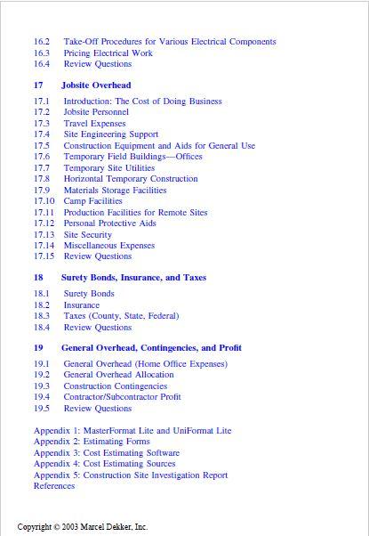 rcc m theory pdf