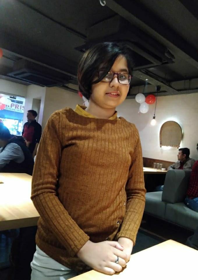 Kaushani Chakraborty