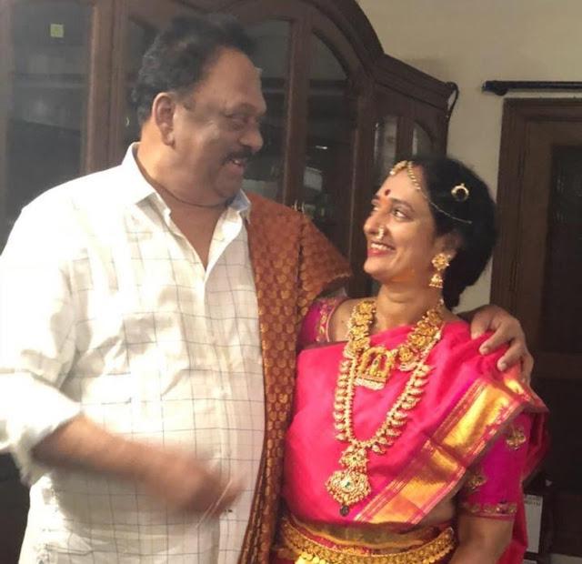 Krishnamraju Wife Shyamala Jewellery