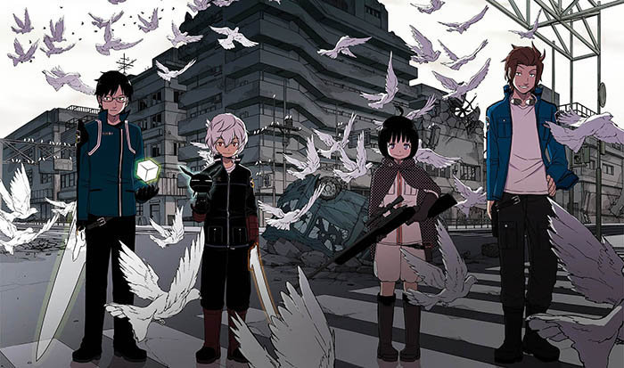 Sakuranime, World Trigger