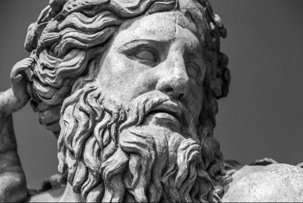 Zeus y las abejas simbolo significado