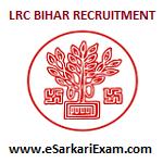 Bihar LRC Various Post Recruitment Result