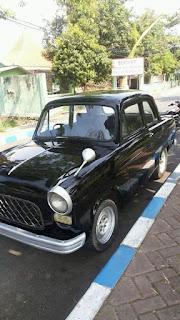 Jual Mobil Antik Anglia coupe 1955
