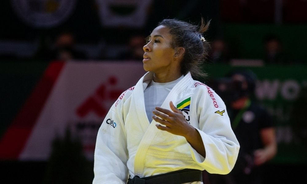 Primeira medalhista olímpica do Brasil no judô