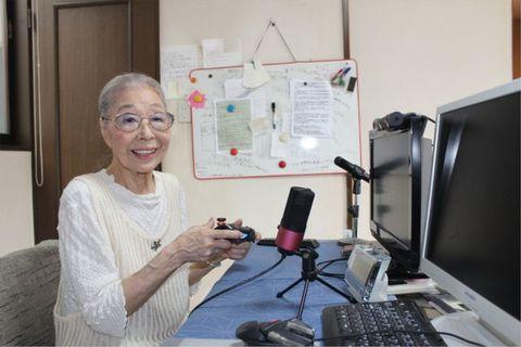 Nenek 90 Tahun Jadi YouTuber Game Tertua di Dunia, Ini Daftar Game Favoritnya
