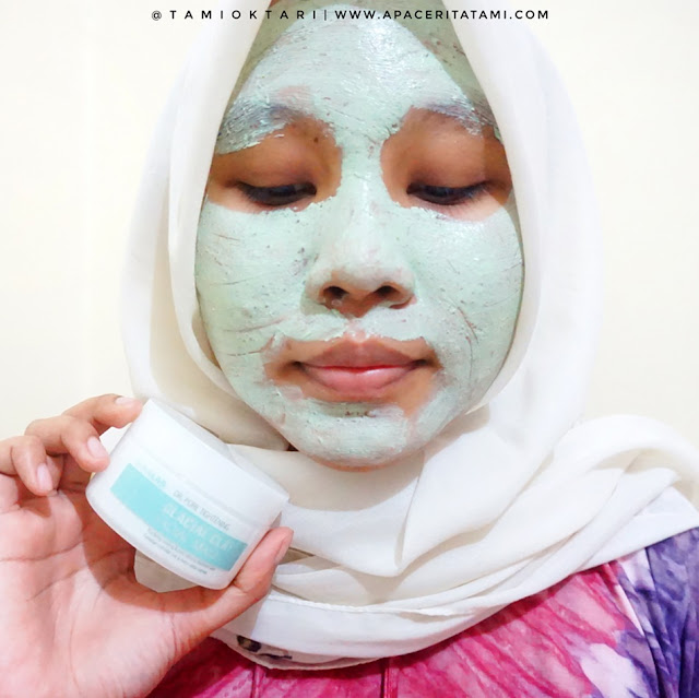 Review Skin&Lab Dr.Pore Tightening Glacial Clay Facial Mask