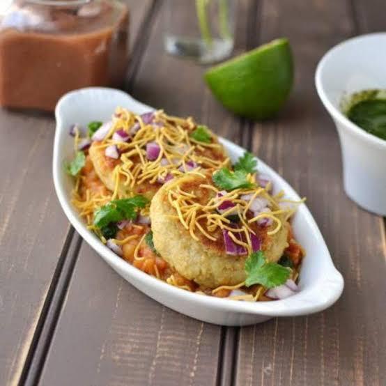 Ragda Patties Recipe in Hindi