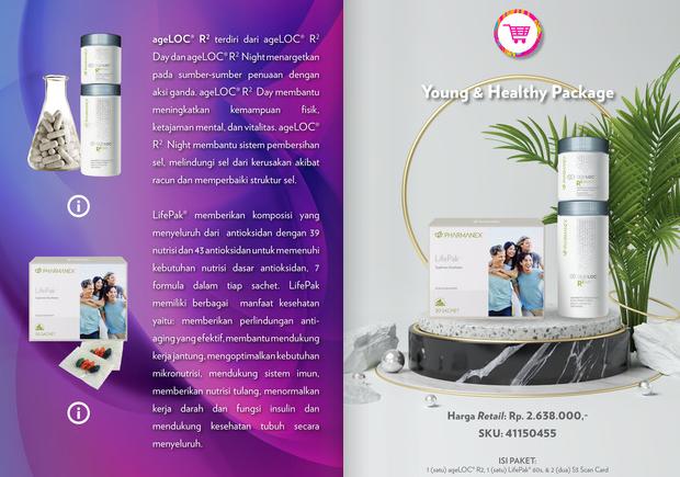 Promo Nu Skin ageLOC R2 dan Lifepak September 2020