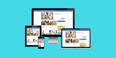 Volta Redesign Responsive Blogger Template