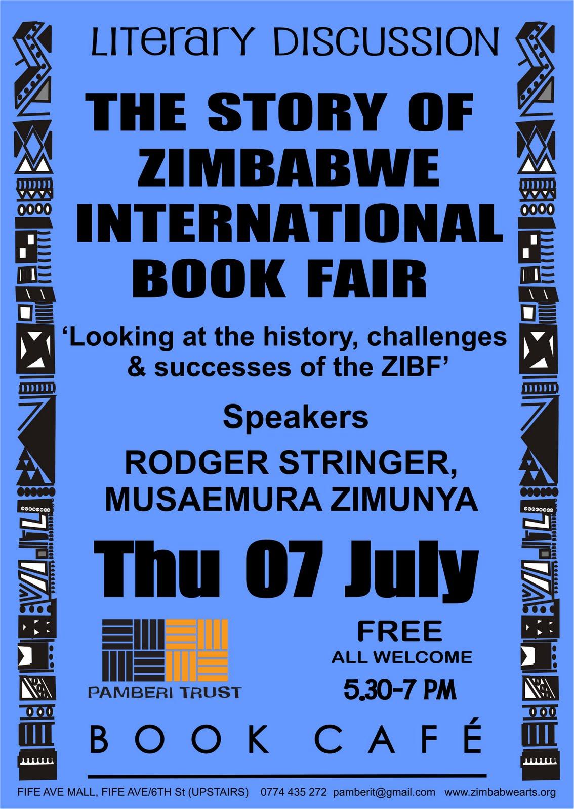 Zimbabwe: List of Zimbabwean Publishers