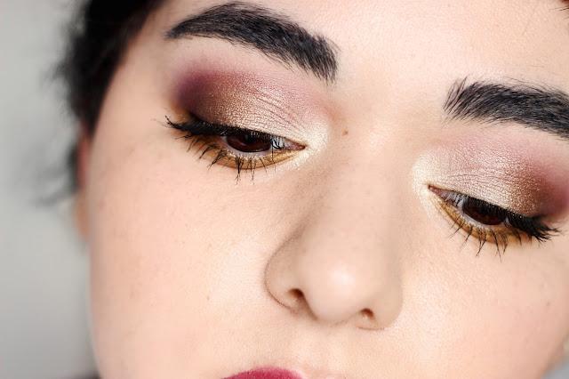 Maquillaje para el Otoño Usando la Juvia's Place Nubian 2 Palette