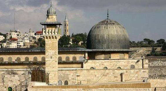 Jutaan Umat Islam Terkedu Dengan Kata-Kata Pedas Imam Besar Masjid Al-Aqsa