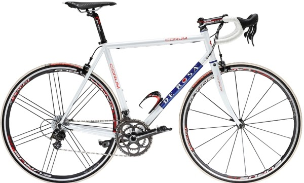 De Rosa Bicycles - BIKEADELIC: Bike Reviews