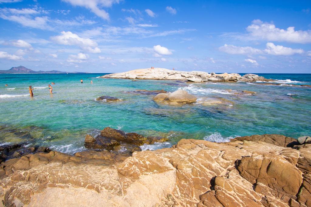 Scoglio di Peppino-Spiaggia di Santa Giusta-Castiadas-Sardegna