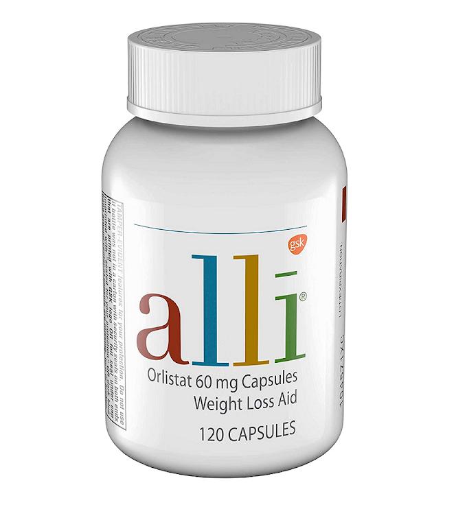 Orlistat Weight Loss Pills