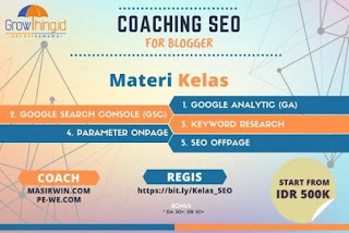 Coaching SEO