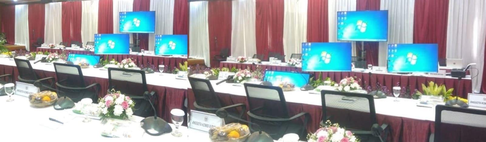 Sewa Mic Meeting | Rental Delegate Microphone | Penyewaan Conference Microphone | Mic Meja Rapat Harga Murah