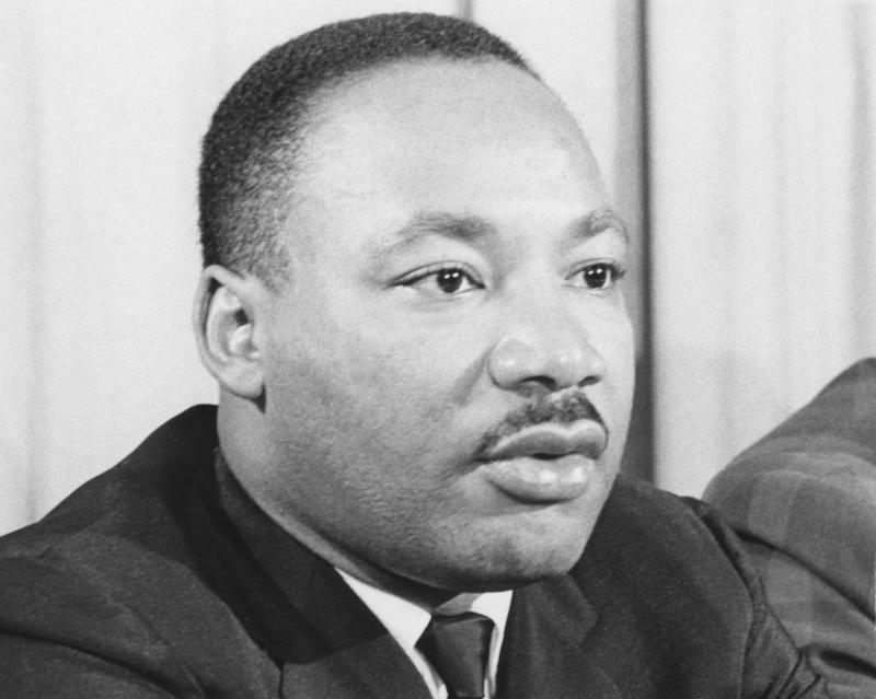 Martin Luther King Jr: Carroll Bryant: Legends: Dr. Martin Luther King Jr