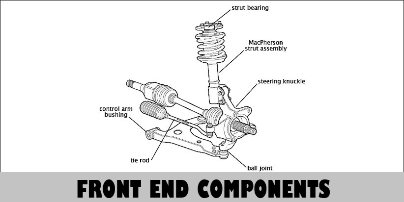 Front End Components