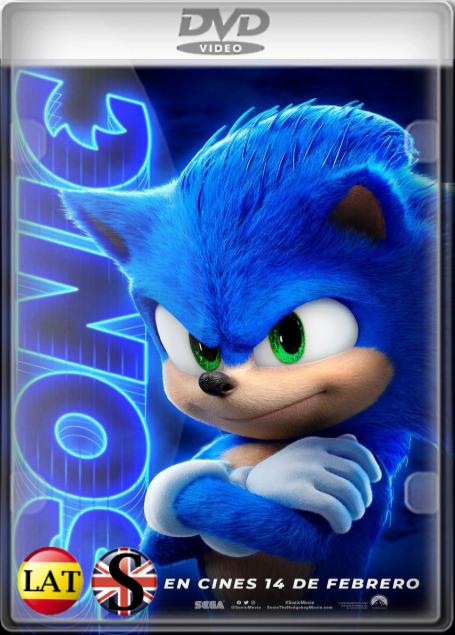 Sonic: La Película (2020) DVD5 LATINO/INGLES