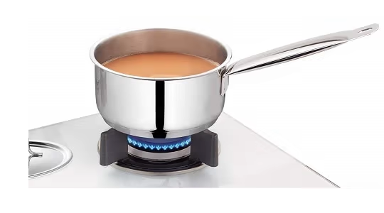 Borosil – Stainless Steel Sauce Pan