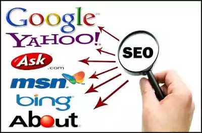 Types of Search engine how does it work.