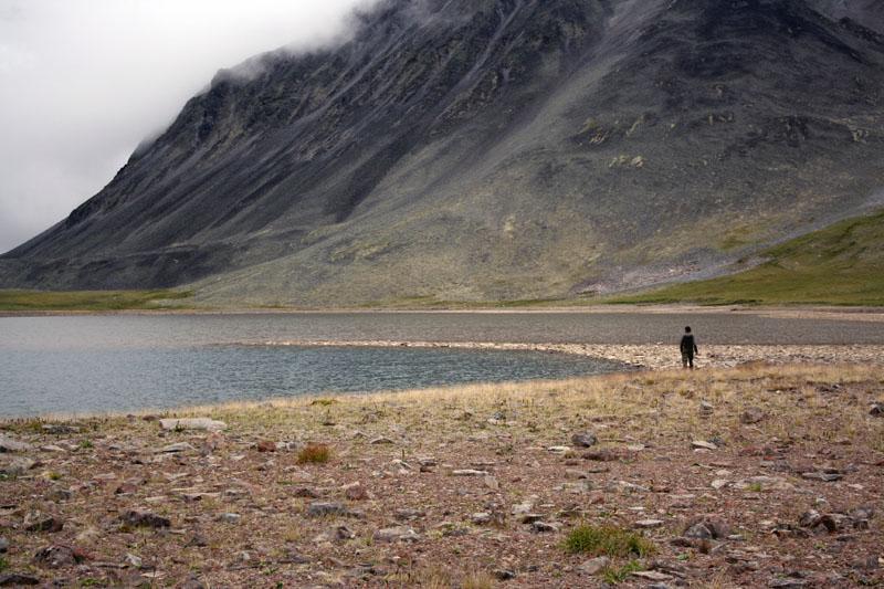 озеро троговое камчатка