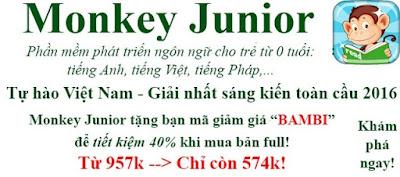 http://khoemoivui.com/huong-dan-cai-dat-monkey-junior-va-dung-coupon-bambi-giam-gia-40/